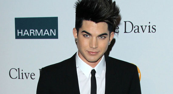Adam Lambert Outs Himself to Rolling Stone