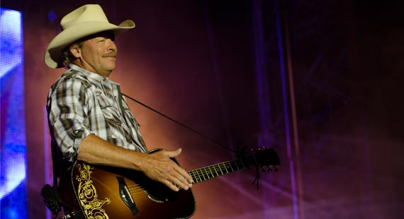 Concert Review: Alan Jackson at BamaJam in Enterprise