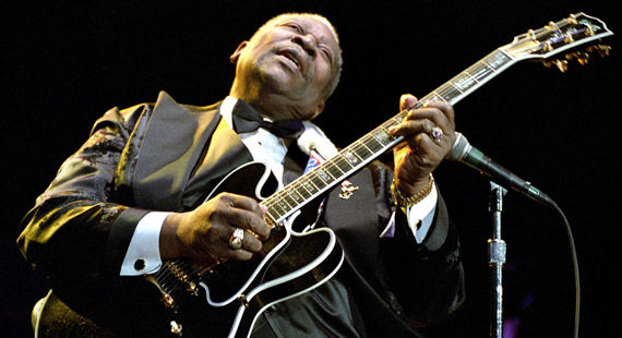 B.B. King Kicks Off Spring Tour on New Years Eve