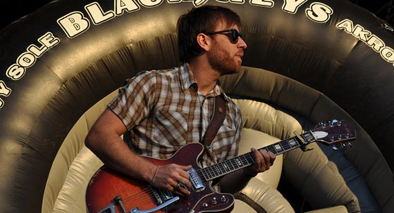 Black Keys Look to 2013 for New Record, Tour