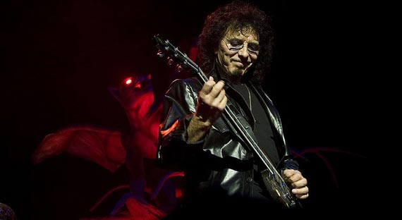 Black Sabbath World Tour for '13′ Hits Stateside in July