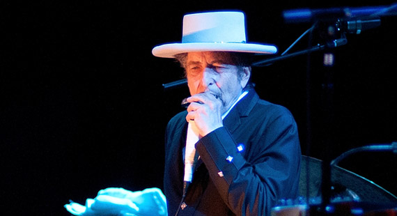 Bob Dylan Books Fall Tour Dates