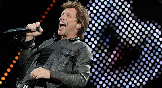 Bon Jovi to Release New Album, Tour in 2013