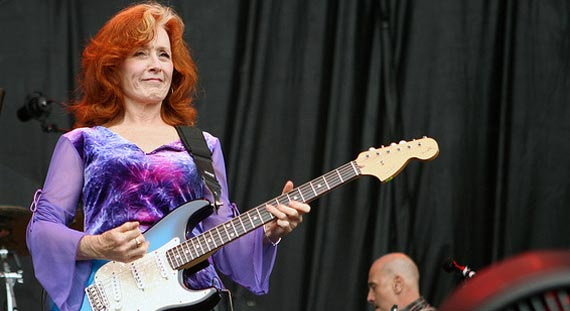 Album Review: Bonnie Raitt 'Slipstream'