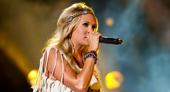 Carrie Underwood, Tim McGraw, Alabama Headline Boots and Hearts Festival