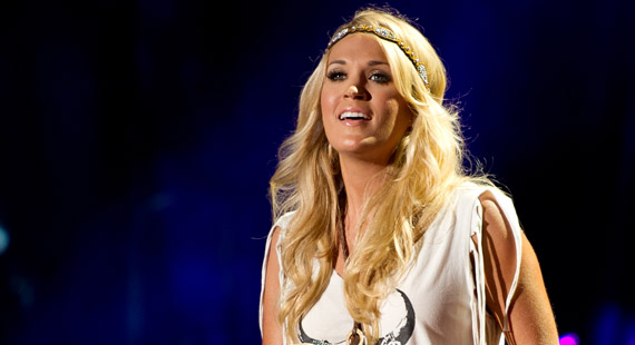 Carrie Underwood Pushs Blown Away Tour into 2013