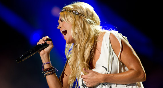 Carrie Underwood Announces 'Play On' Tour Dates for 2010