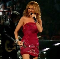 Celine Dion Loves Vegas, Signs On For Additional 3 Year Residency