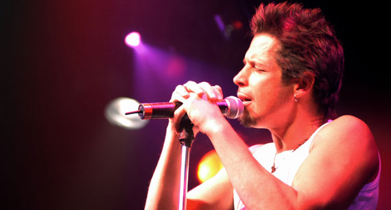 Chris Cornell Rolls Out Spring Concert Tour