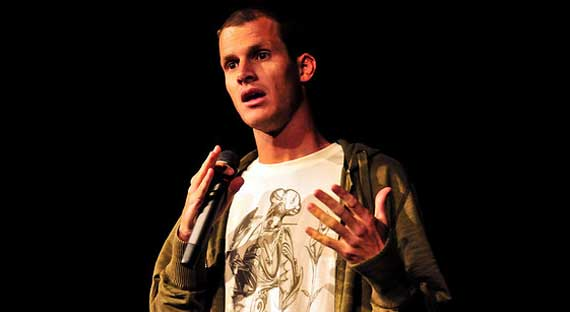 Daniel Tosh Take Tosh.0 on 2013 Comedy Tour