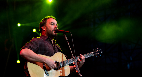 Dave Matthews Band Charts New Fall Tour Dates for 2010