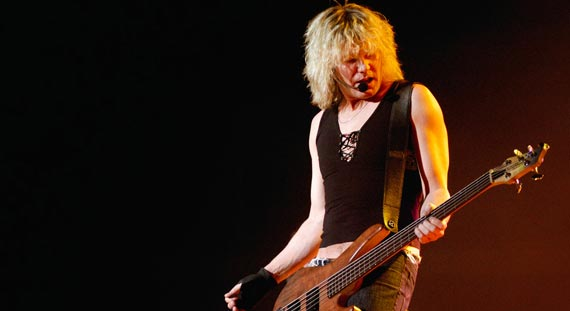 Def Leppard Mount Second Las Vegas Run in 2014 for 'Pyroman