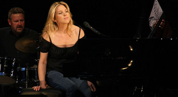 Diana Krall Books Spring Tour for 'Glad Rag Doll'