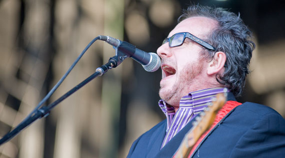 Elvis Costello Adds US Tour Dates While Rescheduling European Shows