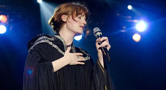 Album Review: Florence + The Machine 'MTV Unplugged'