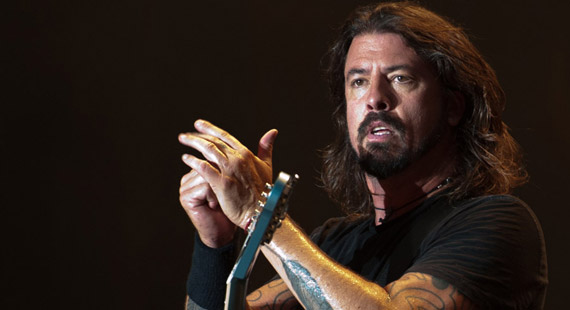Dave Grohl Confirms Indefinite Hiatus for Foo Fighters