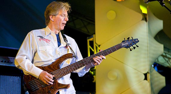 Phil Lesh & Friends Play Ten Shows in New York, New Jersey