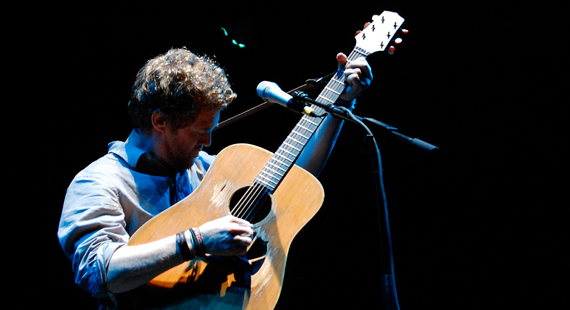 Glen Hansard Breaks from Swell Season for Solo Tour