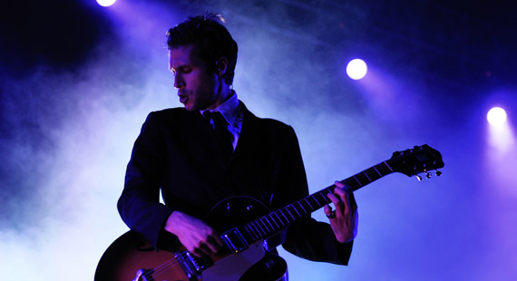 Interpol Frontman Hits Northeast, California on Upcoming Tour