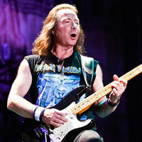 Iron Maiden Uses Illegal Downloads to Map Out Tour Schedule