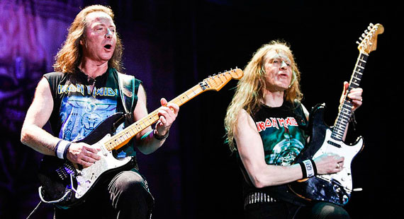 Metallica, Iron Maiden Headline the Return of Sonisphere