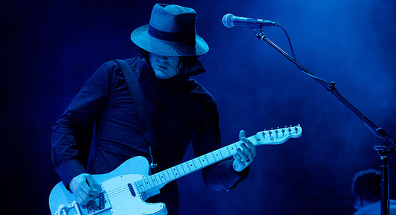 Concert Review: Jack White at Firefly Music Festival in Dover