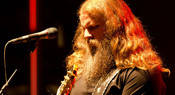 Jamey Johnson Hits the Road Supporting Hank Cochran Tribute