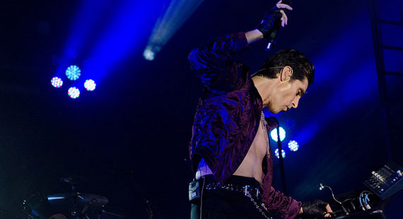 Jane's Addiction, Slash Join UR1 Festival Line-Up