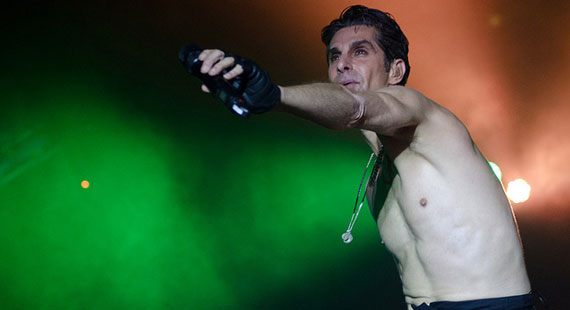 Jane's Addiction Wraps Up Tour with October California Dates