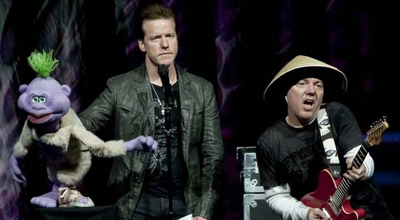 Jeff Dunham's Disorderly Conduct Tour Revs Up in October