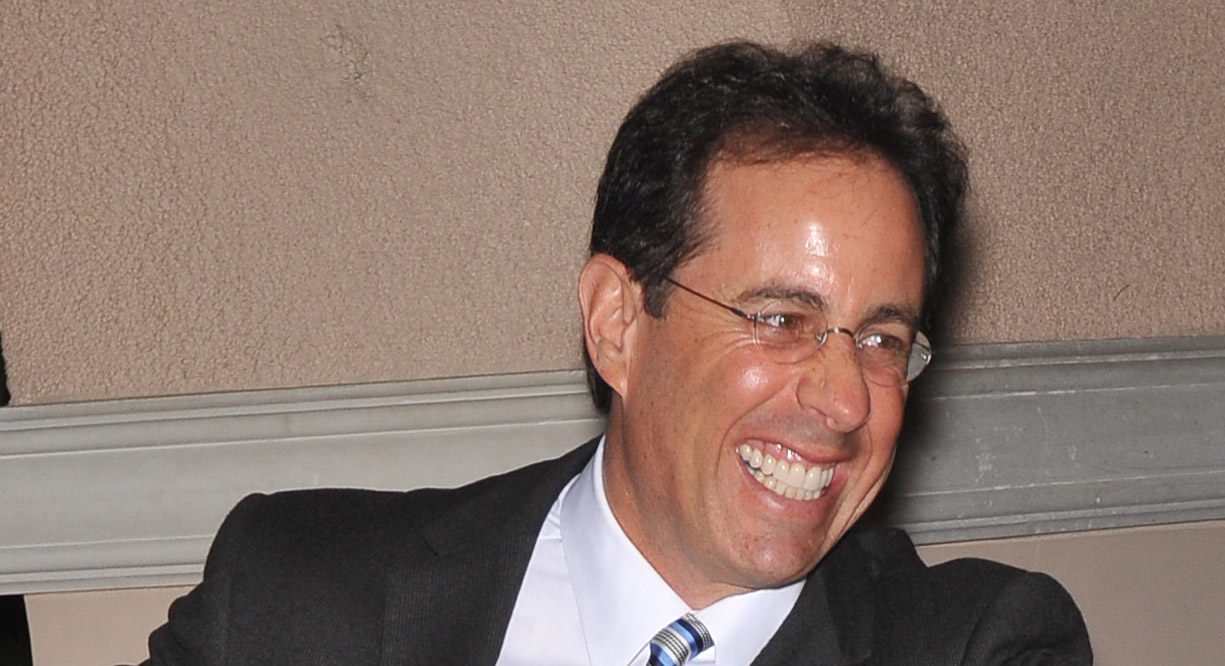 Jerry Seinfeld Schedules NYC Comedy Tour This Fall