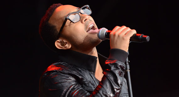 John Legend Tours 'Love in the Future' This Fall