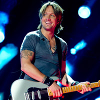 Keith Urban Toasts 2014 With New 'Fuse' Tour Dates