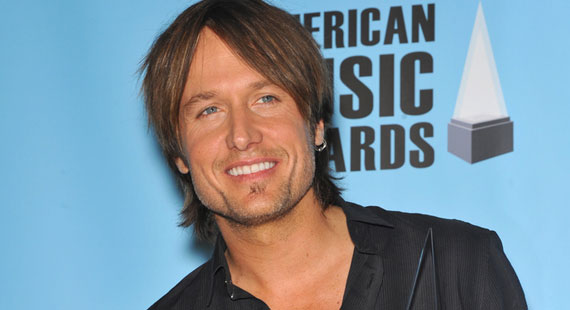 Keith Urban Readies 2013 World Tour with Australia Kickoff