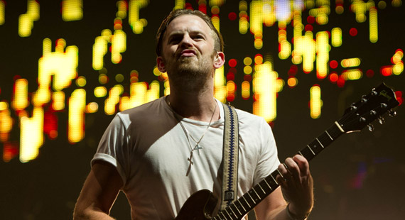 Kings of Leon Set 2014 Tour Behind 'Mechanical Bull'