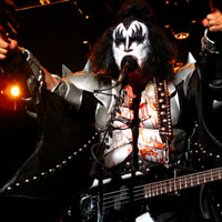KISS Paints Face of Canada with 'Monster Tour' This Summer