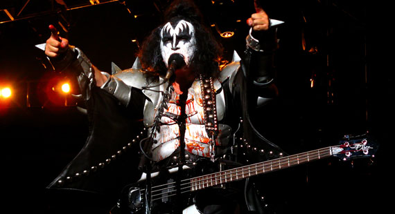 KISS Tour Paints North America This Fall