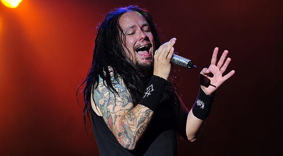 Korn Sets 2013 Tour with Asking Alexandria, Love and Death