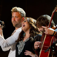 Lady Antebellum, Kid Rock Featured in NFL Kickoff Concert