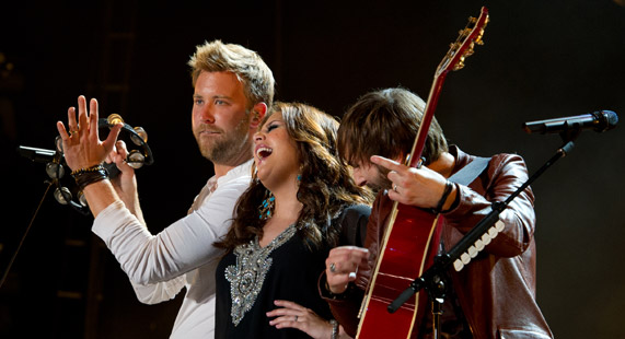 Lady Antebellum Closes Tour with Keith Urban, Sets Out on Headlining Run
