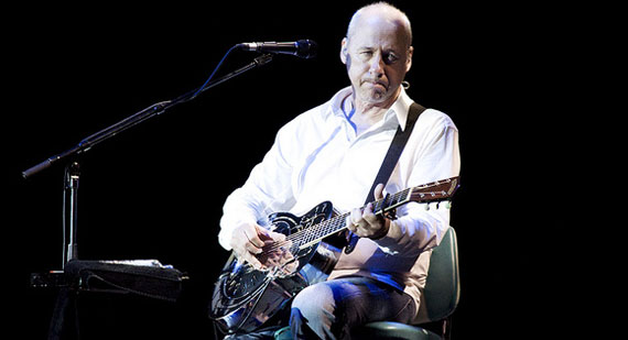Mark Knopfler Schedules California, Vegas Shows