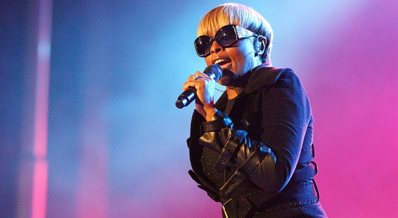 Mary J Blige Schedules East Coast Dates in August