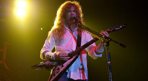 Megadeth Supports 'Countdown to Extinction' Reissue with Tour