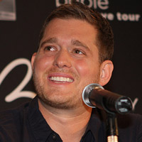 Michael Buble Decks the Fall with 40-City U.S. Tour in September