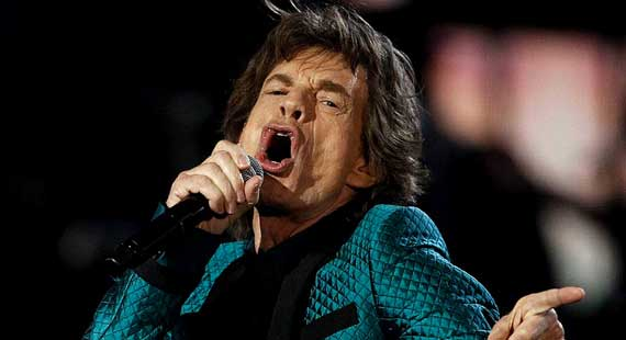 Rolling Stones Take 14 on Fire Tour to Aus