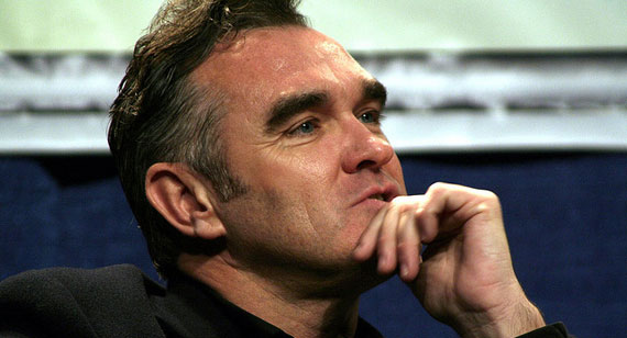 Morrissey Reschedules Tour Dates for Early-2013