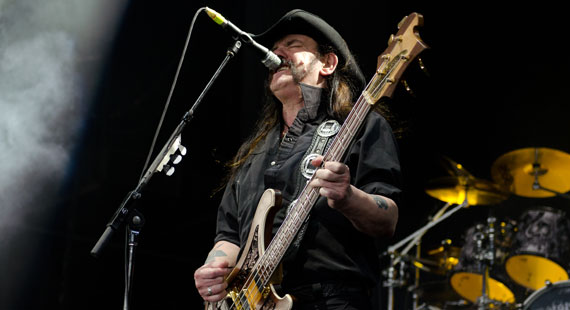 Concert Review: Motorhead at Mayhem Festival in Atlanta