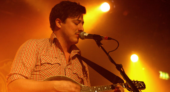 Mumford and Sons Roll Out Arena Tour Dates