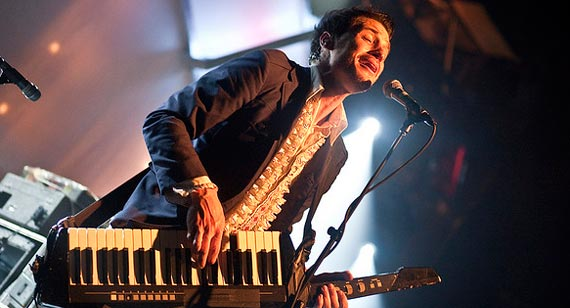 Mutemath Welcomes 2012 with Concert Tour
