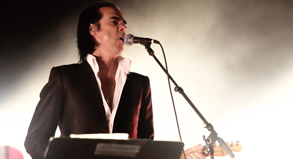Nick Cave Takes the Bad Seeds on Spring Tour